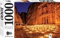 Al-Khazneh, Jordan 1000 Piece Jigsaw