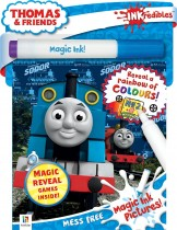 Inkredibles Thomas Magic Ink Pictures