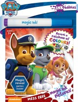 Inkredibles PAW Patrol Magic Ink Pictures