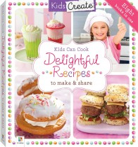 Kids Create: Delightful Recipes Mini Binder