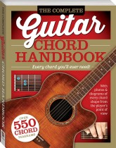 Complete Guitar Chord Handbook