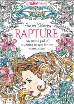 Fine Art Colouring: Rapture
