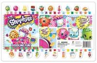 Shopkins 20 Pencil and Eraser Set (UK)