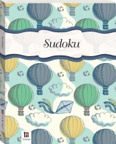 Perfect Puzzles Flexibound Sudoku Hot Air Balloons