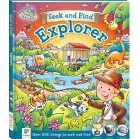 Seek & Find Explorer