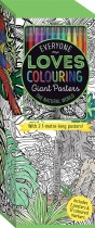 Colouring Poster Box: Natural World