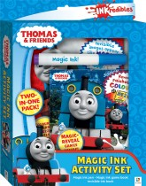 Thomas Inkredibles Magic Ink Activity Set