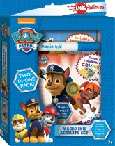 Paw Patrol Inkredibles Magic Ink Activity Set