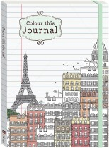 Colour This Journal Paris