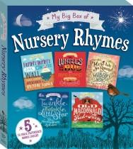 My Box of Bonney Press Nursery Rhymes