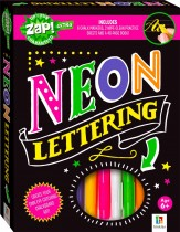 Zap! Extra Neon Lettering