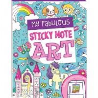 My Fabulous Sticky Note Art