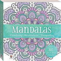 Mini Mindfulness Mandalas Colouring Book