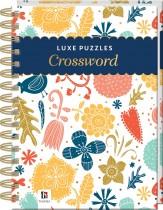 Luxe Puzzle Book Crossword
