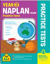 School Zone: Year 3 NAPLAN*-style Practice Tests