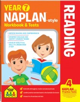 7 NAPLAN*-style Reading Workbook & Tests