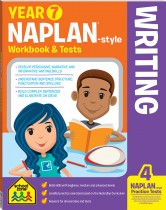 7 NAPLAN*-style Writing Workbook & Tests