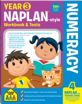 Year 3 NAPLAN*-style Numeracy Workbook & Tests