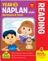 Year 3 NAPLAN* Style Reading Workbook & Tests