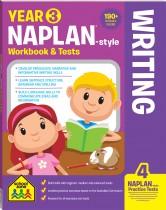 3 NAPLAN*-style Writing Workbook & Tests
