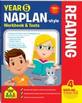Year 5 NAPLAN*-style Reading Workbook & Tests