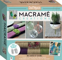 CraftMaker: Macrame Creations Kit