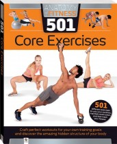Anatomy of Fitness 501 Core Exercises