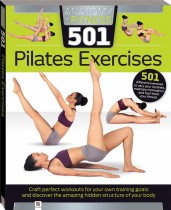 Anatomy of Fitness 501 Pilates Exercises