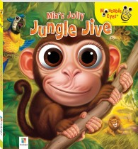 Moveable Eyes Mia's Jolly Jungle Jive