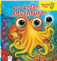 Moveable Eyes Otto's Ocean Adventure