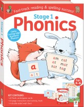 Phonics Kit: Stage 1