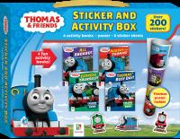 Thomas Sticker and Activity Box