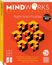 Mindworks Brain Training: Right-Brain Puzzles