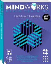 Mindworks Brain Training: Left-Brain Puzzles