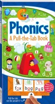 Pull-the-Tab Board Book: Phonics