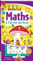 Pull-the-Tab Board Book: Maths
