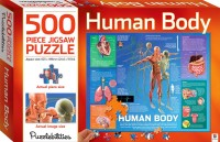 Human Body 500-piece Jigsaw Puzzle
