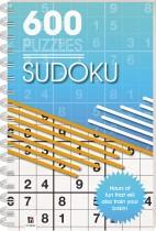 600 Puzzles: Sudoku