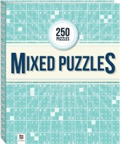 250 Puzzles: Mixed Puzzles