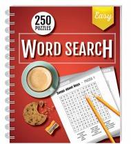250 Puzzles: Wordsearch (Easy)