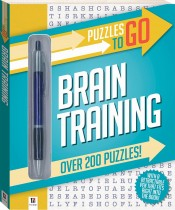 Puzzles to Go Series 2: Brain Training