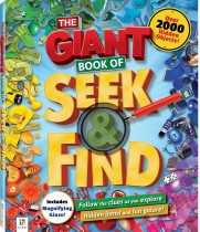 The Giant Book of Seek and Find