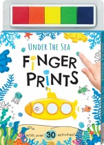 Under the Sea Fingerprints Kit
