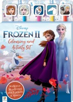 Disney Frozen 2 Colouring & Activity Set
