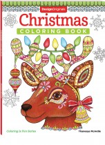 Design Originals: Christmas Colouring