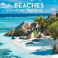 2020 Calendars: Beaches