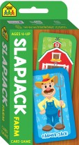 School Zone Slapjack Flash Card Game