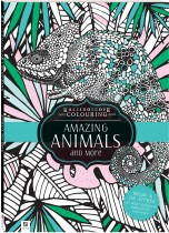 Kaleidoscope Colouring: Amazing Animals and More