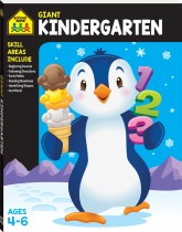 Giant Workbook: Kindergarten