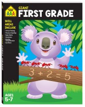 Giant Workbook: First Grade